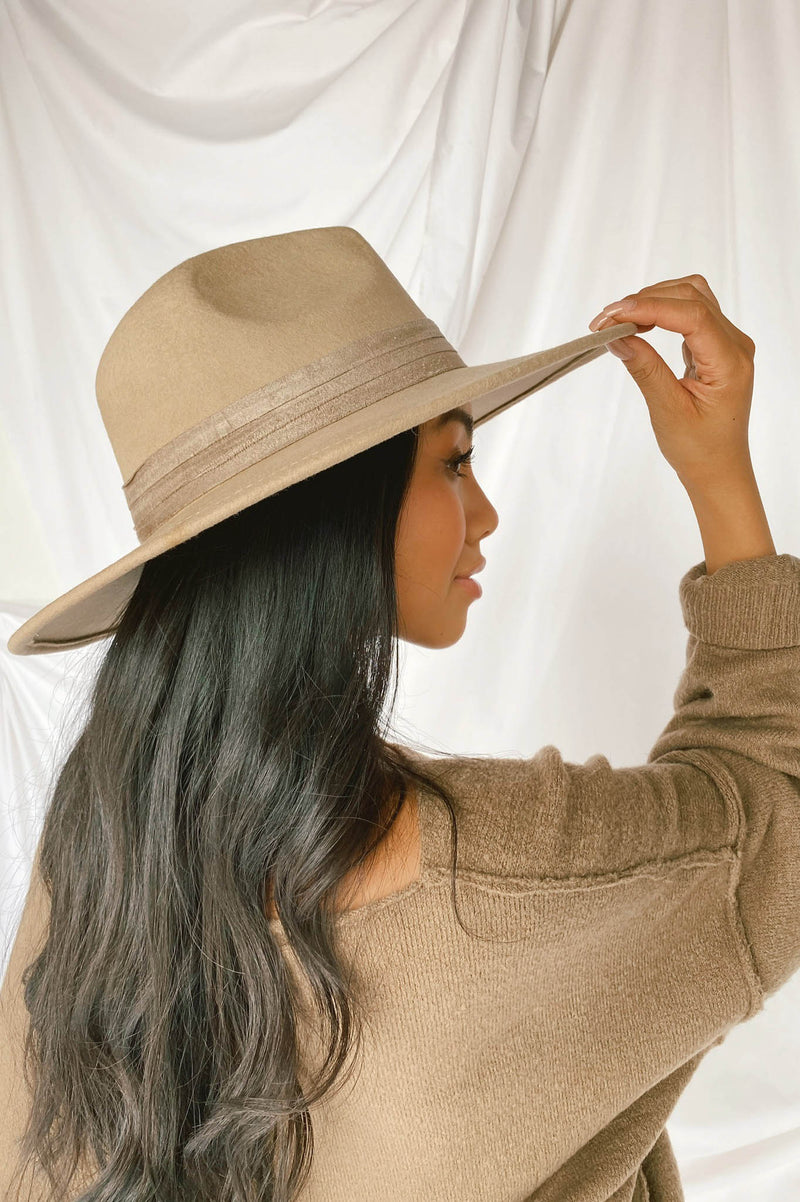 Sweater Weather Rancher Hat