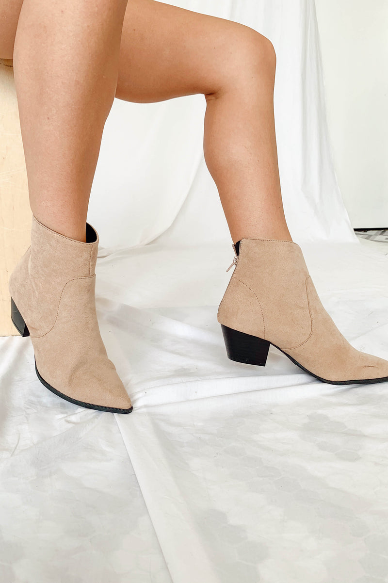 Cella Booties