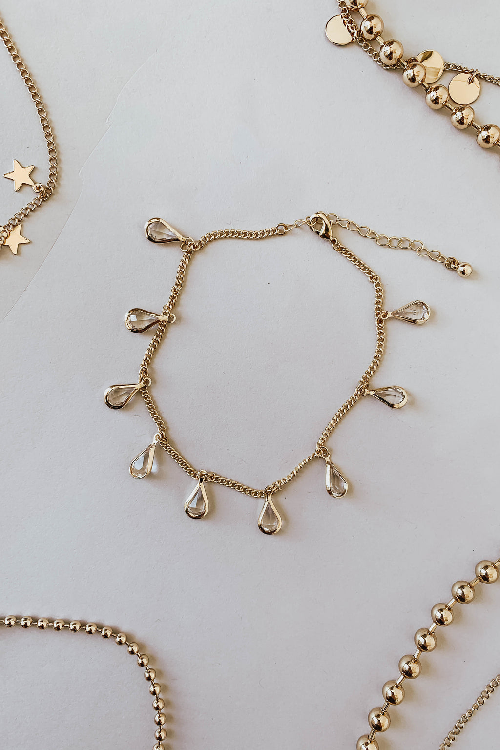 A Girl's Best Friend Anklet