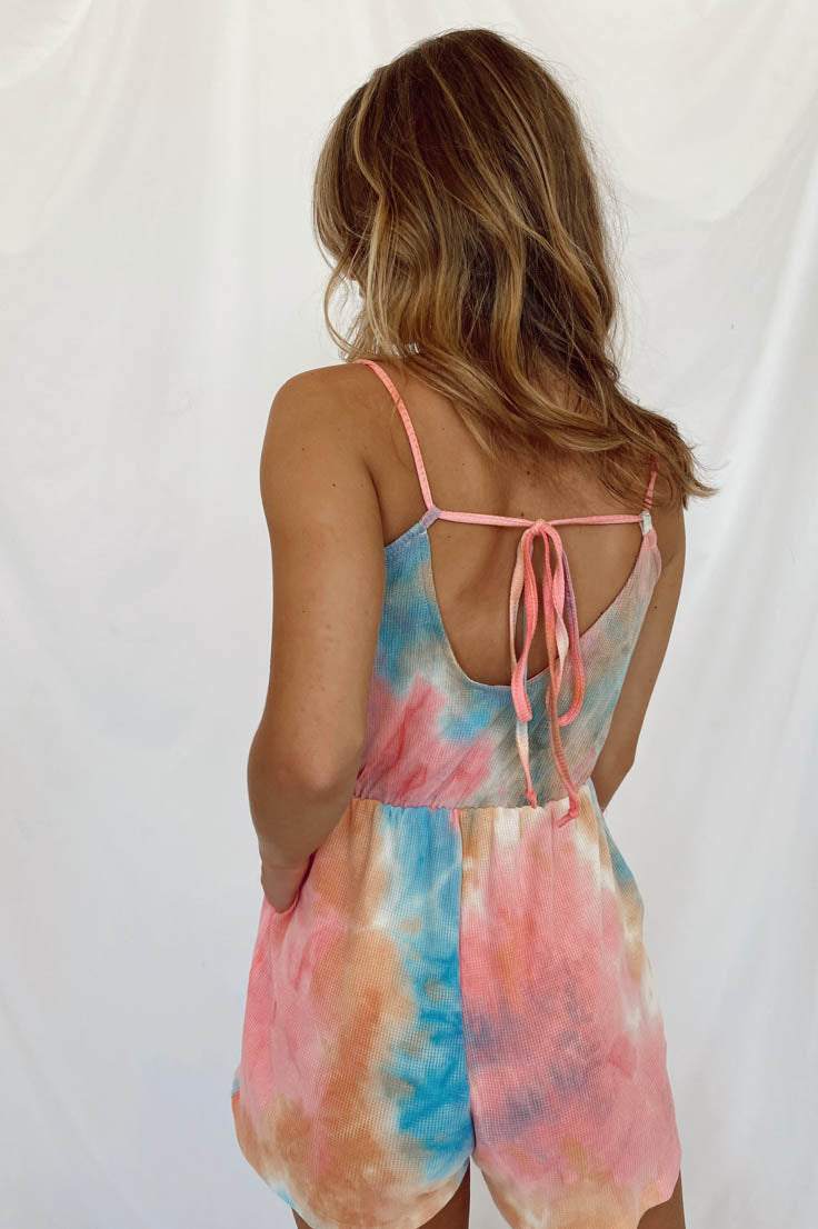 Color Pop Romper