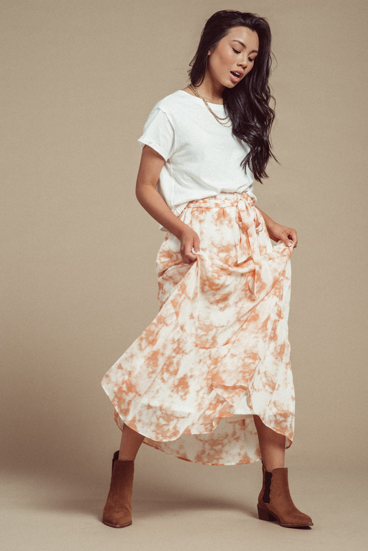 Island Dreams Maxi Skirt