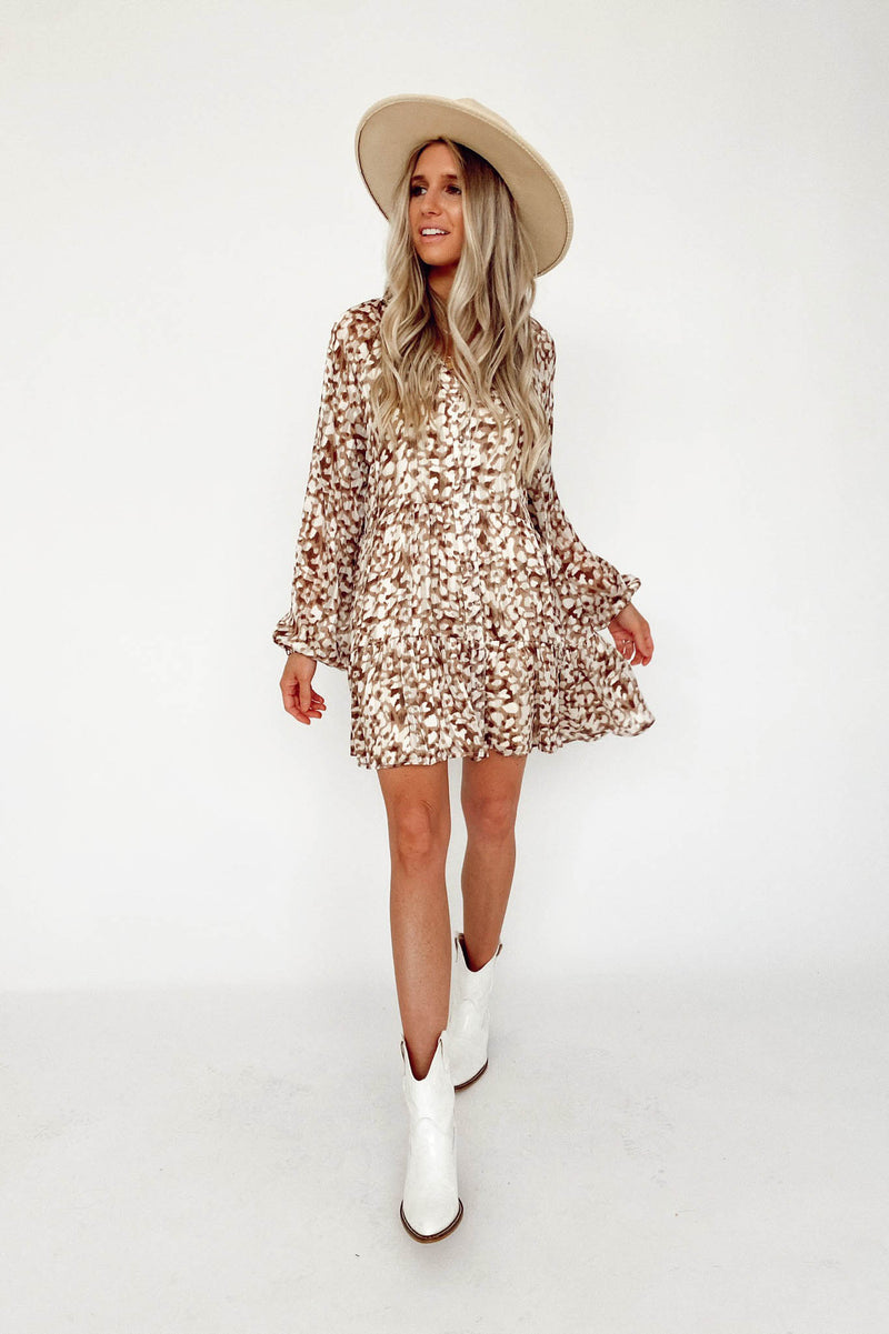 Safari Babe Dress