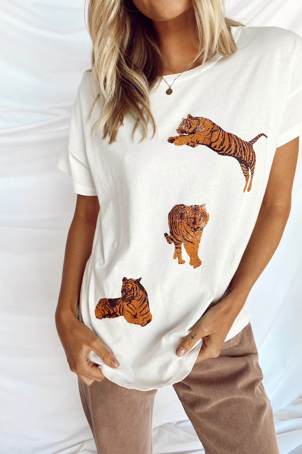 Not to be Tamed Tee