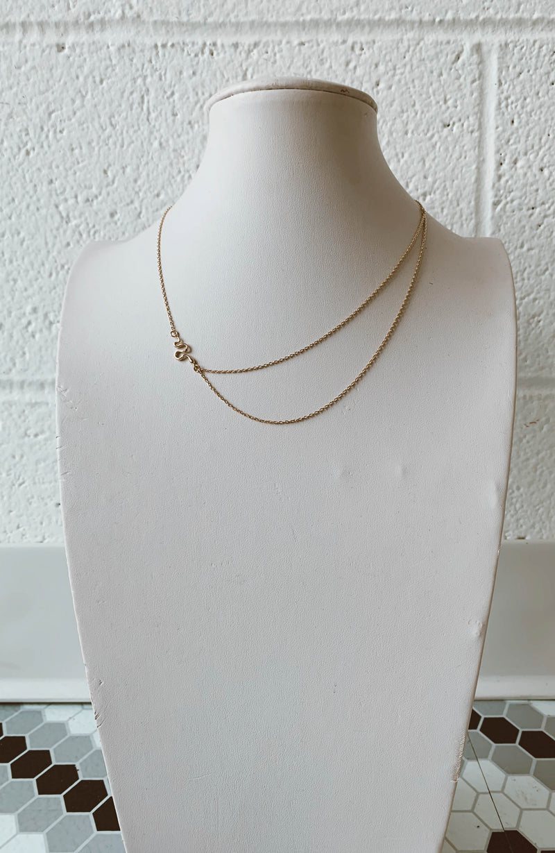 Sidewinder Necklace