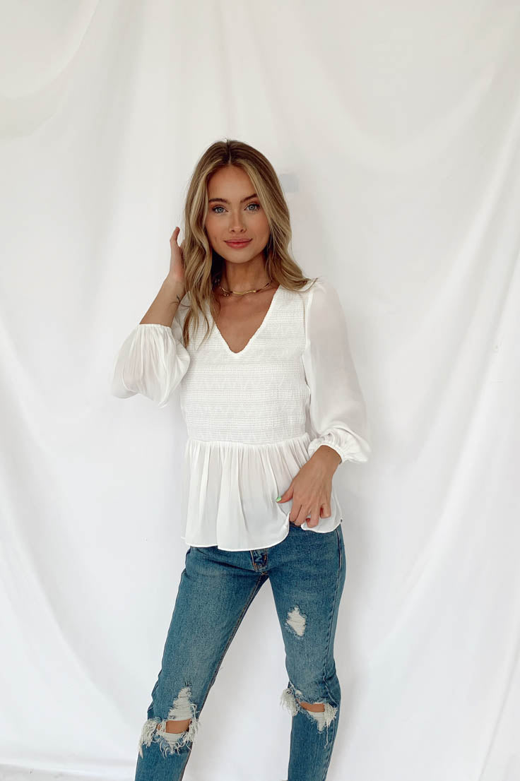 Holiday in the Hamptons Top