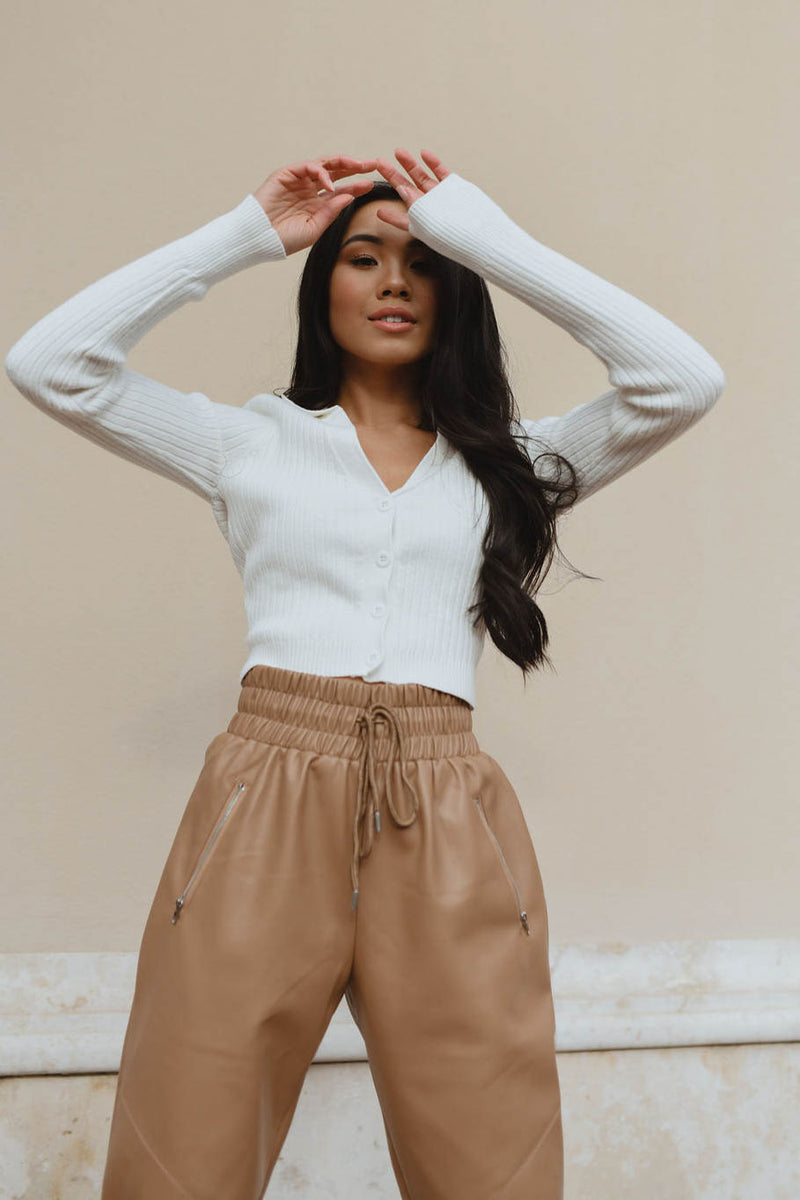 Dionne Top in White