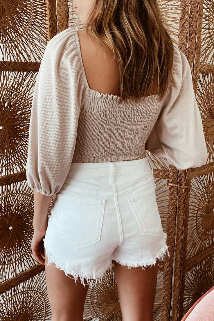 White Sand Beaches Shorts