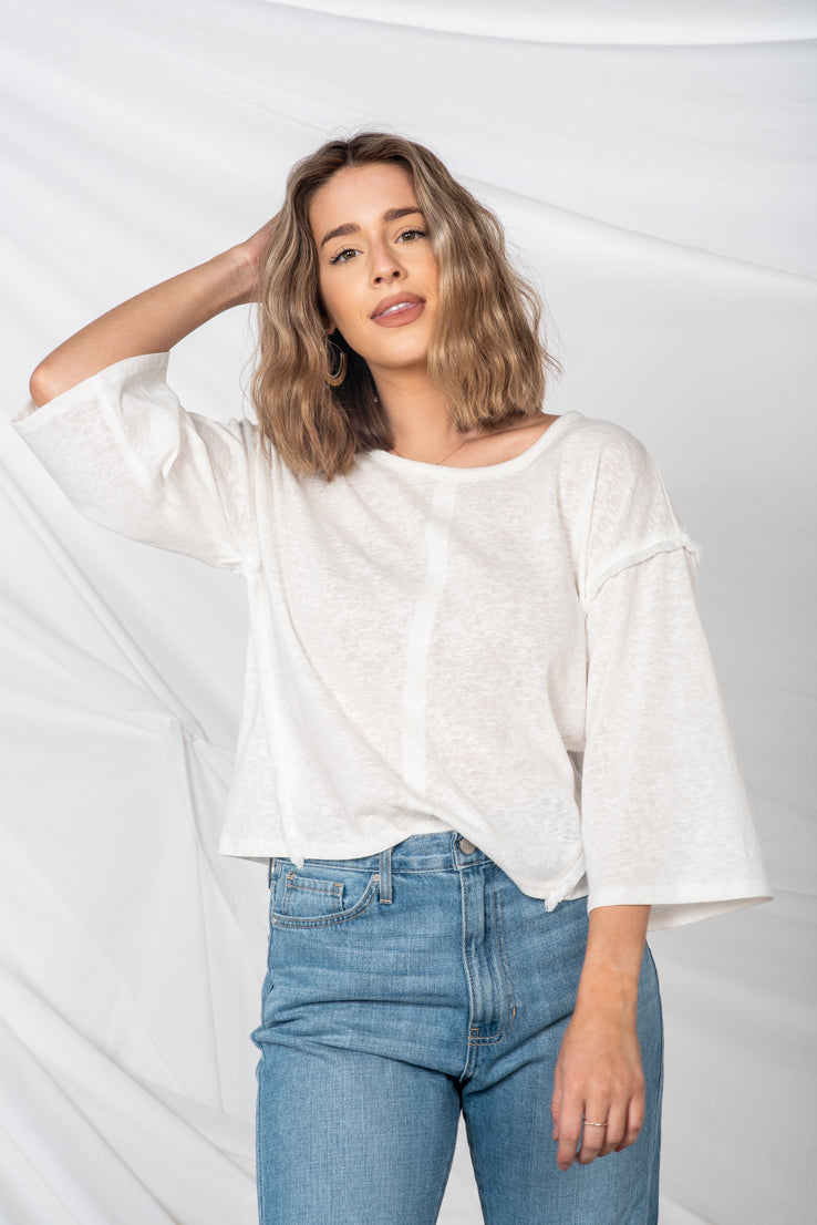 Fringe with Benefits Top