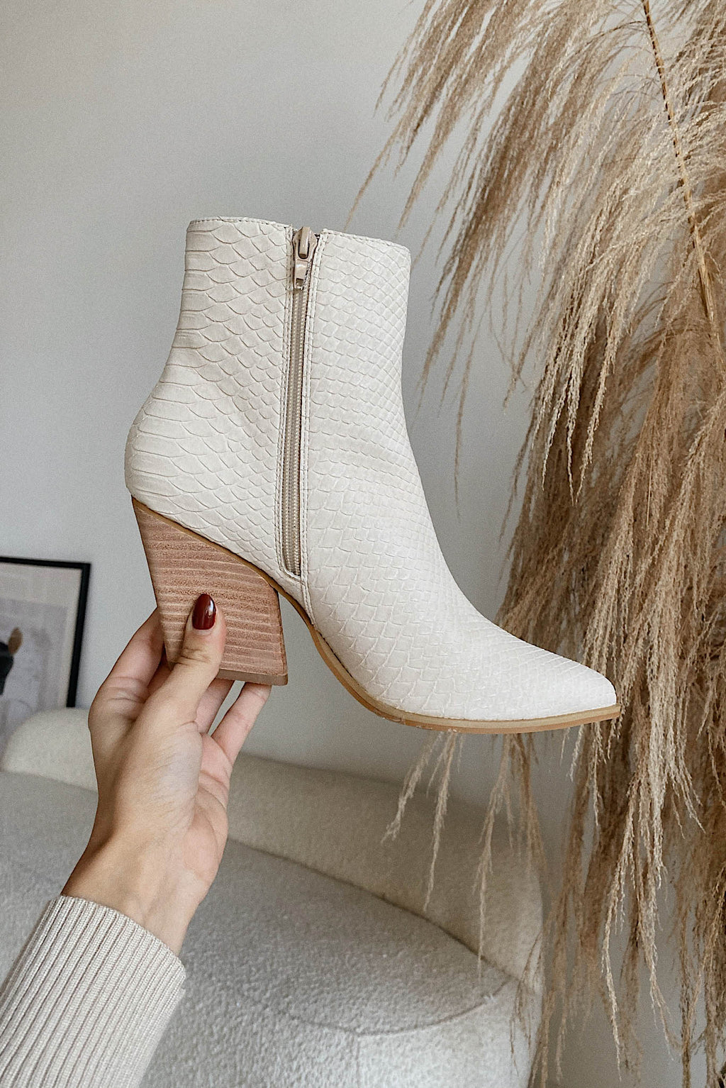 Jane Sloan Booties