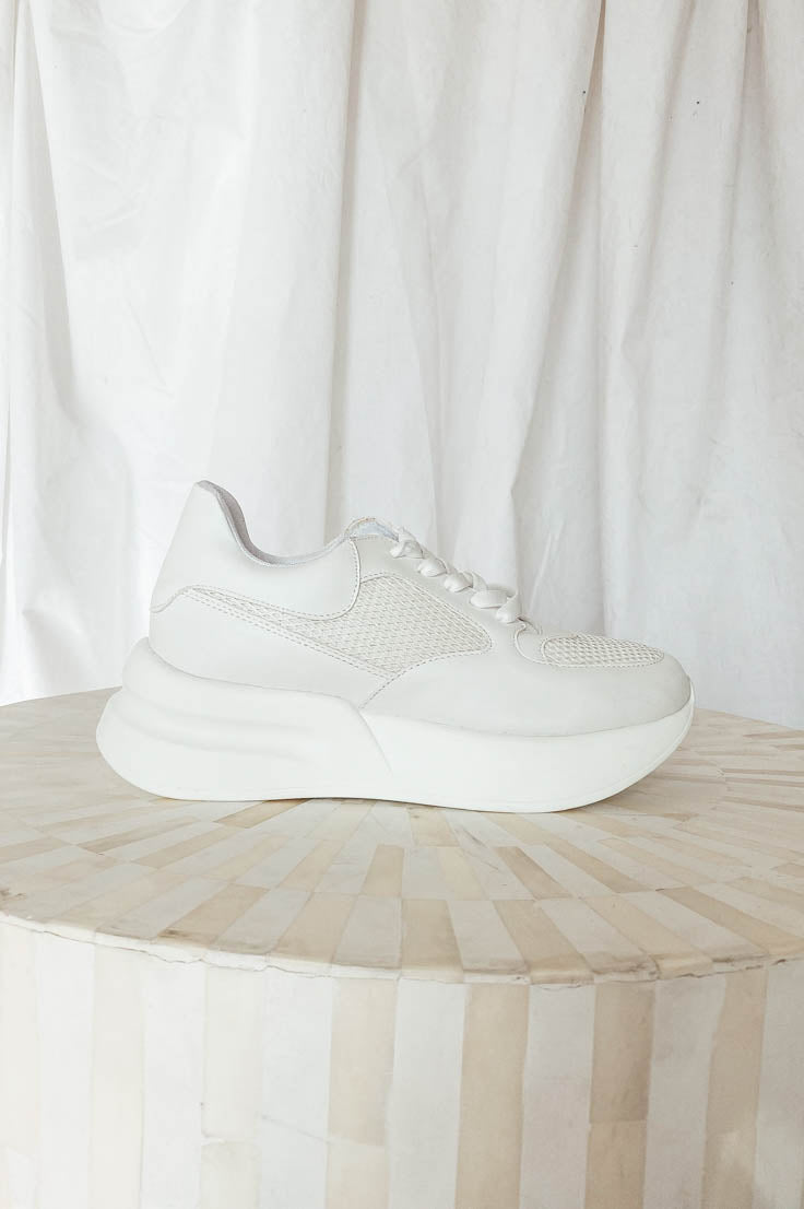 Hype Girl Platform Sneakers