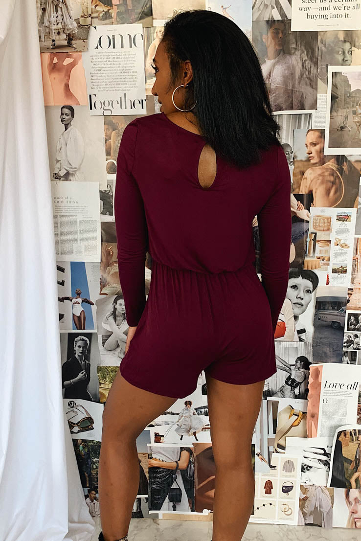 Raisin Heck Romper