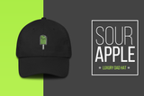 Sour Apple Dad Hat