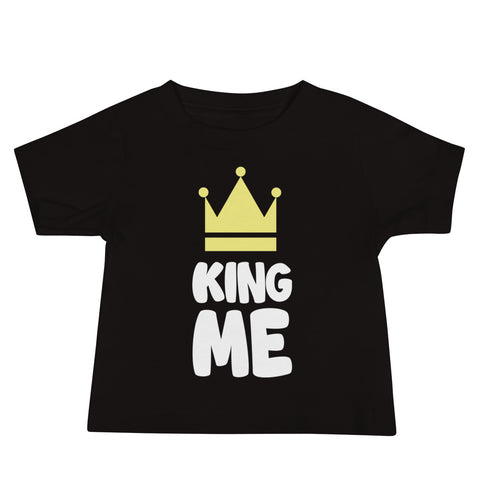 King Me - Dark Knight Edition
