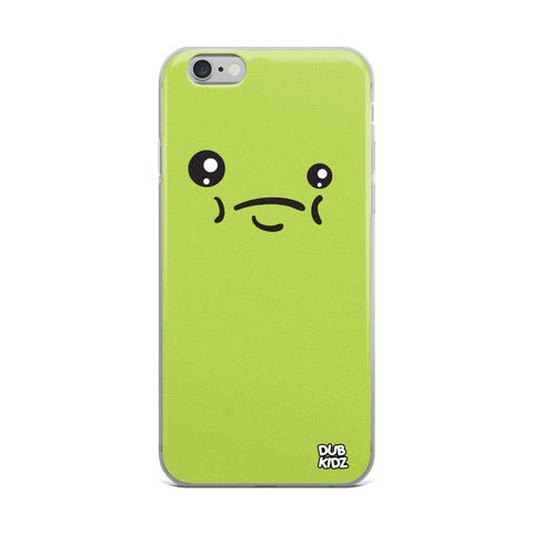 Sour Apple iPhone Case