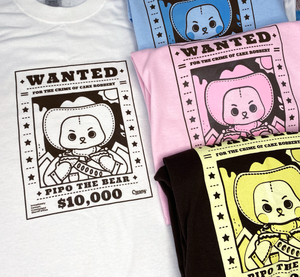 Wanted Pipo T-Shirt -20% OFF