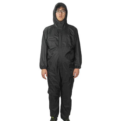 Fashion Conjoined Raincoat Motorcycle Bicycle Raincoat Overalls Men And Women Fission Rain Suit Rain Coat