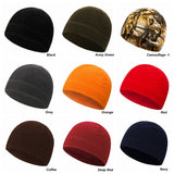 1PC 2020 Unisex Outdoor Fleece Hats Camping Hiking Caps Windproof Winter Warm Hat Fishing Cycling Hunting Military Tactical Cap