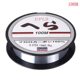 100m Mainline/Tippet Monofilament Nylon Fishing Line Japan Material Not Fishing Line Bass Carp Fish Fishing Accessories