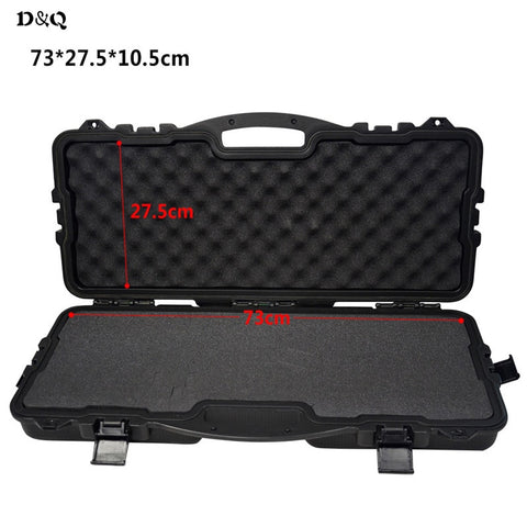 D&Q 28.7'' Waterproof Archery Recurve Take Down Bow Case Holder for Outdoor Hunting Shooting Competition Sport Portable Bow Bag
