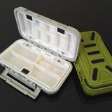 H898 Free Shipping Waterproof Accessory Box/ Road Sub Box/Tool Box/Storage/ Fishing Hook Box/Fishing Supplies