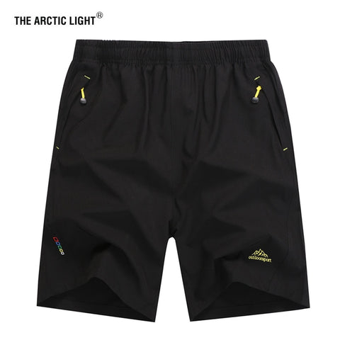 THE ARCTIC LIGHT Summer Fishing Shorts Trekking Quick Dry Men Outdoor Breathable Thin Sports Mountaineering Ultraviolet-proof