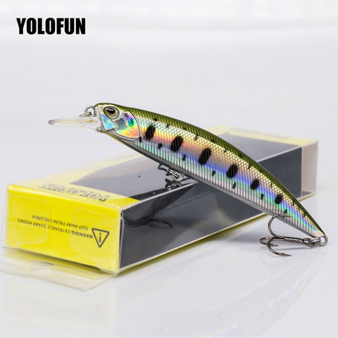 9.5cm 15g jerkbait Wobblers crankbaits hardbait  Minnow Japan camping outdoor  fishing lure for fishing