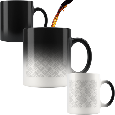 **DESIGN YOUR OWN - MAGIC MUG**
