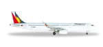 1:500 Philippine Airlines Airbus A321 - Premium Metal Diecast