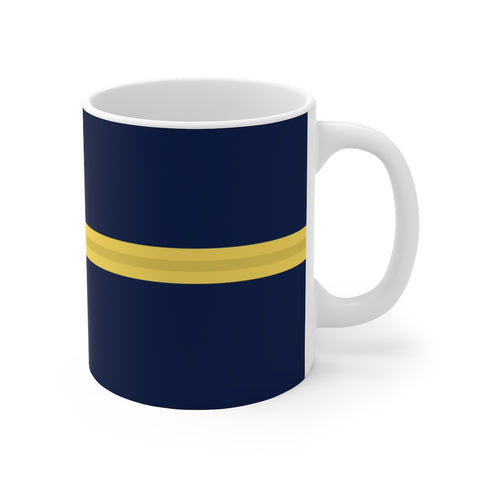 PILOT 1 GOLD STRIPE MUG