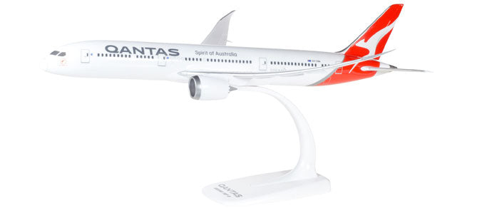1:200 Qantas Boeing 787-9 Dreamliner Snap-Fit
