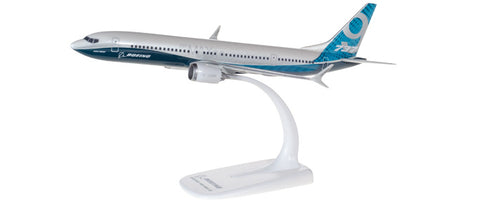 1:200 Boeing 737 MAX 9 Snap-Fit