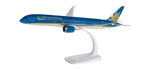 1:200 Vietnam Airlines Boeing 787-9 Dreamliner Snap-Fit
