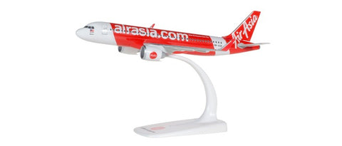 1:200 Air Asia Airbus A320NEO Snap-Fit