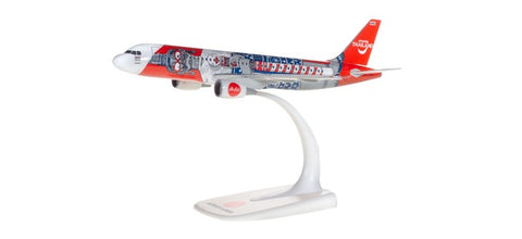 "1:200 Thai Air Asia Airbus A320 ""Amazing Thailand"" Snap-Fit"