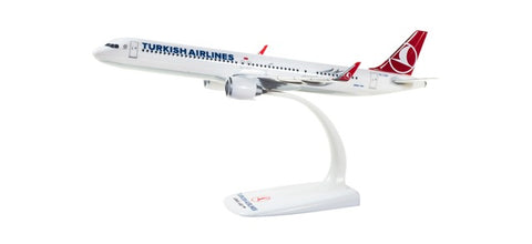 1:200 Turkish Airlines Airbus A321NEO Snap-fit