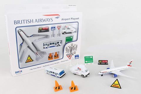 Daron - Realtoy British Airways Playset