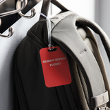 REMOVE BEFORE FLIGHT - LUGGAGE TAG