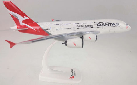1:250 -PPC- Qantas A380 (New Livery) - Snap-Fit
