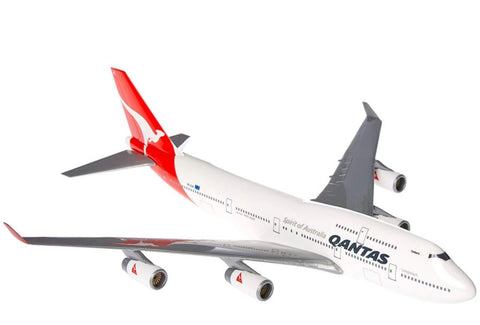 1:250 -PPC- Qantas B747-400 (Old Livery) - Snap-Fit