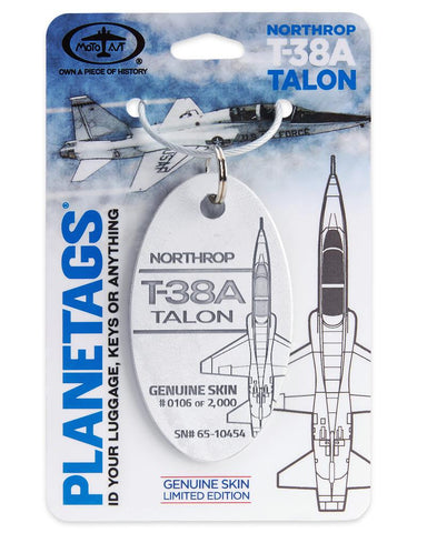 NORTHROP®️ T-38 TALON SERIAL#: 65-10454