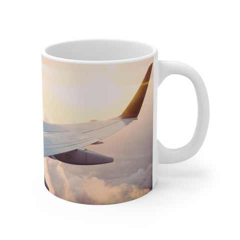 WING IN THE SKY MUG