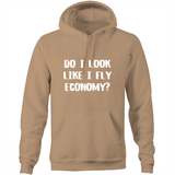 DO I LOOK LIKE ECONOMY - POCKET HOODIE SWEATER