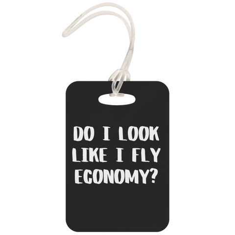 ECONOMY - LUGGAGE TAG