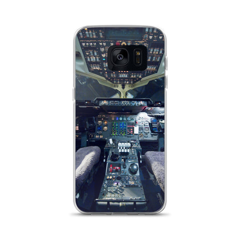 Cockpit 2 Samsung Case