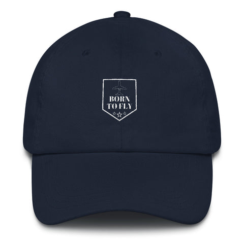 BORN TO FLY HAT