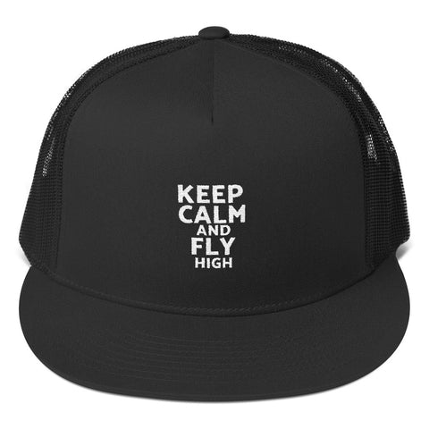 KEEP CALM AND FLY HIGH CAP