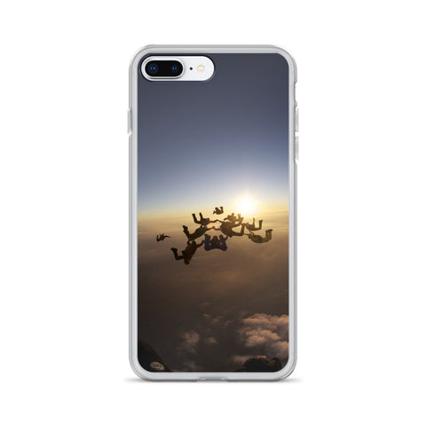 Skydiver iPhone Case