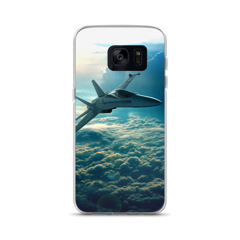 Fighter Samsung Case