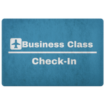 BUSINESS CLASS CHECK IN