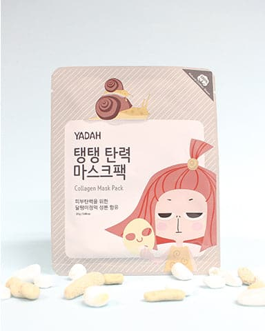 Collagen Mask Pack